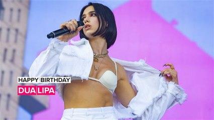 Everything Dua Lipa has to celebrate this birthday