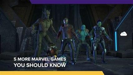 5 More Marvel Games