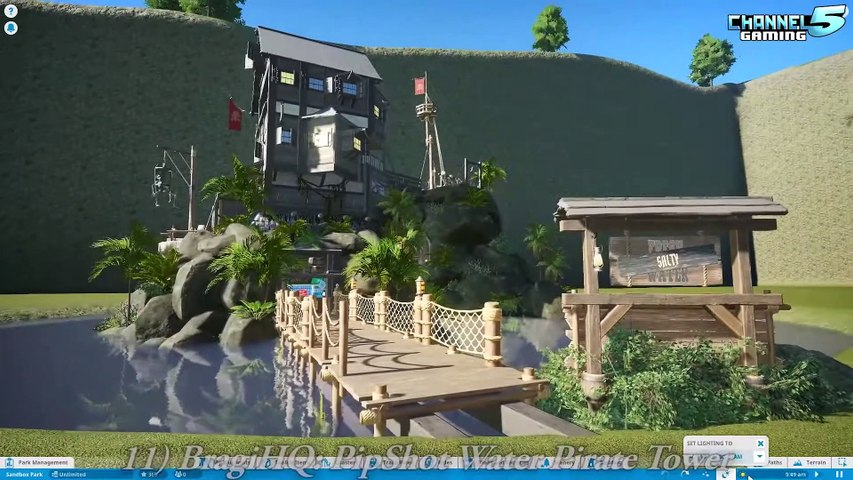 Candy Cove Blueprints 02: Candy Land Episode 36 #PlanetCoaster