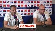 Elissalde «On a besoin de continuité» - Rugby - CdM - Bleus