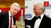 John Humphrys and David Davis joke about domestic violence during BBC Radio 4 Today programme interview