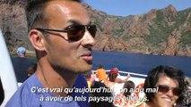 Corse: le tourisme menace la réserve naturelle de Scandola