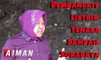Pembangkit Listrik Tenaga Sampah Surabaya - AIMAN