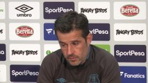 Everton's Silva on injuries and new players