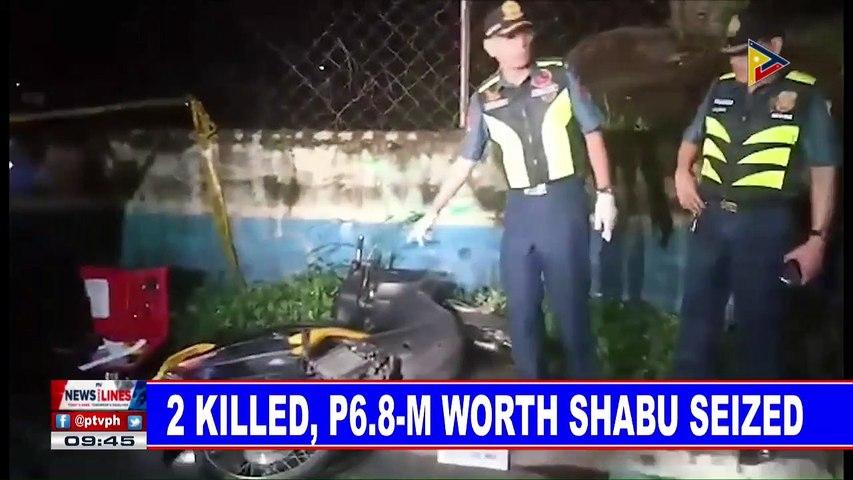 2 killed, P6.8-worth shabu seized