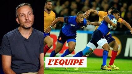 «Fofana et Fickou, deux centres qui se ressemblent» - Rugby - Bleus