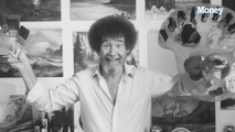 Here's how Bob Ross went from being in the Air Force to a celebrity painter