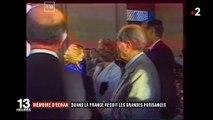 Mémoire d'écran : quand la France reçoit les grandes puissances