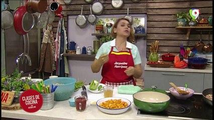 Hoy en Clases de cocina Cazuela de costillas y habichuelas/ Chutney de tomate 22/08/2019