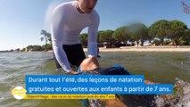 Gironde Mag' - Objectif Nage