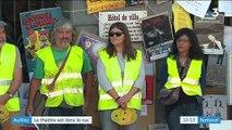 Aurillac : le 34e festival de théâtre de rue attire les curieux
