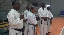 Karaté   L'équipe nationale de Côte d'Ivoire a bénéficié d'un stage dirigé par Jeffersson Bavarois