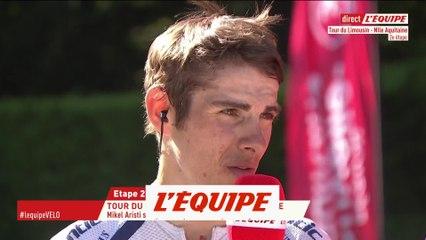 Martin «Je vise plus haut» - Cyclisme - T. Limousin