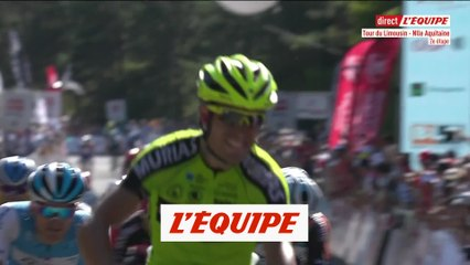 Aristi au sprint, Calmejane toujours leader - Cyclisme - T. Limousin