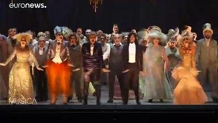 Orfeus ve Eurydice hikayesine farklı yorum: Offenbach'ın 'Orfeus Cehennemde' opereti Salzburg'da