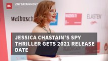 Jessica Chastain's New Movie Gets A Release Date