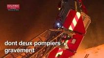 Créteil : ce que l'on sait sur l'incendie de l'hôpital Henri-Mondor
