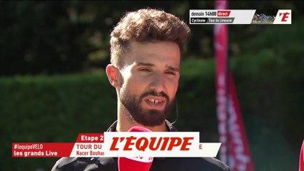 Bouhanni «J'ai coincé dans les 100 derniers mètres» - Cyclisme - T. Limousin