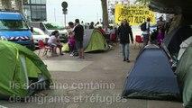Près de Paris, la vie en suspens de migrants latino-américains