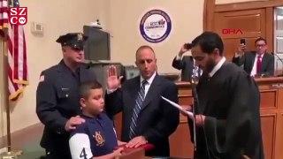 New Jersey'e ikinci Müslüman emniyet müdürü