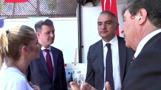 - Turizm Bakanı Ersoy, Türkeş'in doğduğu evi ziyaret etti- Kültür ve Turizm Bakanı Ersoy, Selimiye...