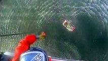 États-Unis : il se filme dans la mer alors que son avion s'est crashé