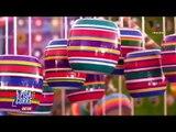 Mujeres mexicanas comparten sus artesanías en feria   De Pisa y Corre