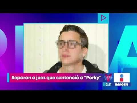 Separan de su cargo al juez que sentenció a uno de los 'Porkys' | Noticias con Yuriria Sierra