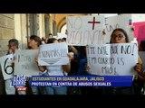 Protestan en Guadalajara por abusos sexuales a estudiantes de la UDG   De Pisa y Corre