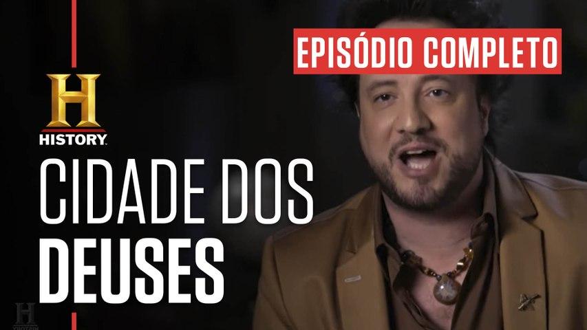 EPISÓDIO COMPLETO | ALIENÍGENAS DO PASSADO | Cidade Dos Deuses | HISTORY