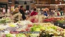 Aliments bio : l'UFC-Que Choisir dénonce les marges excessives de la grande distribution