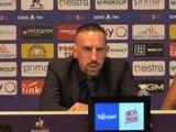 """Fiorentina - Ribéry : """"J'ai eu des contacts avec des clubs français"""""""