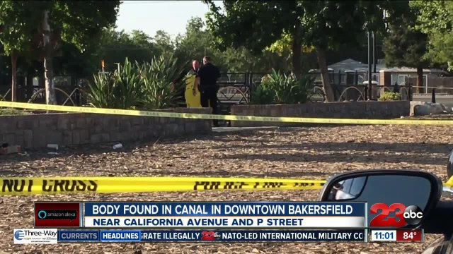 BPD investigating body found in canal at California Ave., Q Street