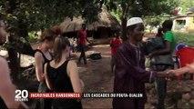Incroyables randonnées : les cascades de Guinée