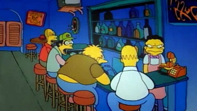 The Simpsons Season 1 Episode 3 - Homers Odyssey