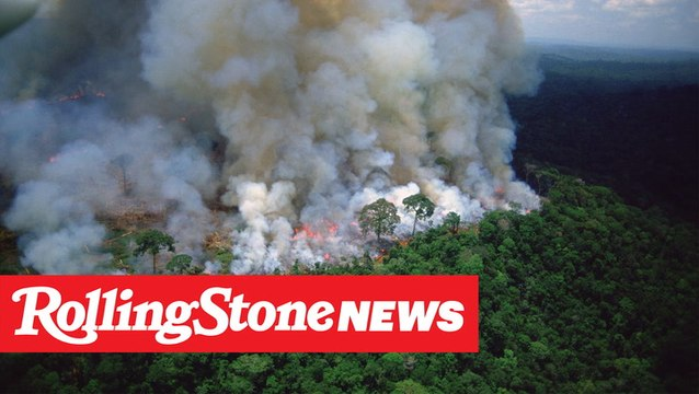 The Amazon Is on Fire, and Brazil's Far-Right President May Be to Blame | RS News 8/22/19