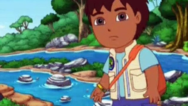 Go Diego Go S02E18 Diego and Alicia Save The Otters