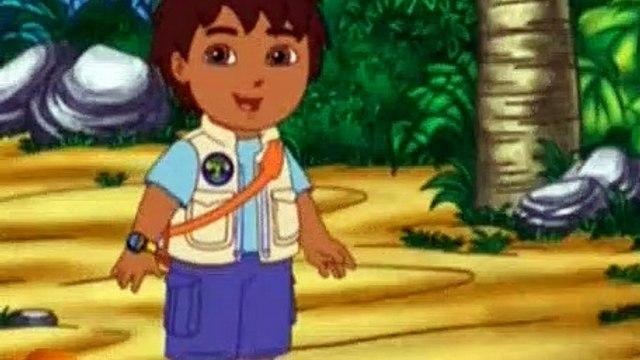 Go Diego Go Season 2 Episode 20 Rhea Is an Animal Rescuer