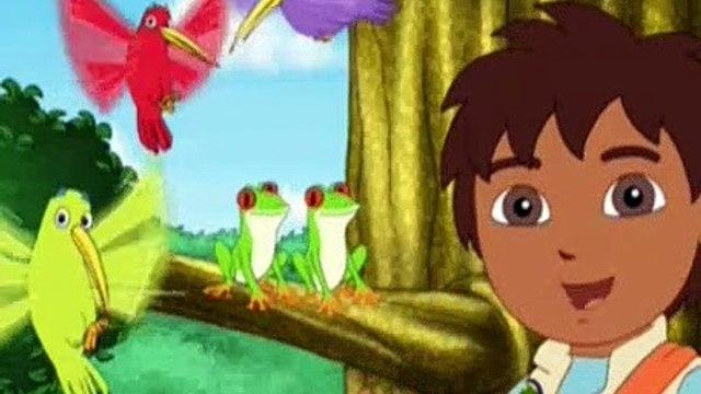 Go Diego Go Season 3 Episode 1 Rainforest Rhapsody