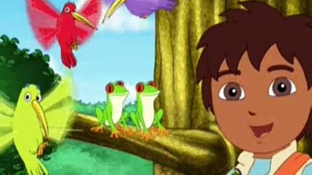 Go Diego Go S03E01 Rainforest Rhapsody