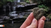 Great Smoky Mountains Park Visitor Returns Heart-Shaped Rock With Apology