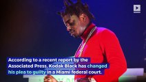 Kodak Black Pleads Guilty to Federal Charges