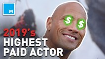 Dwayne 'The Rock' Johnson named highest paid actor of 2019 on 'Forbes'