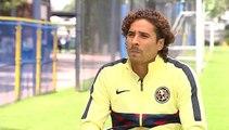 Entrevista con Memo Ochoa. | Azteca Deportes