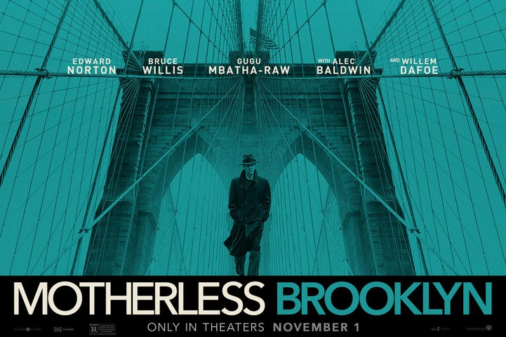 Motherless Brooklyn Trailer (2019) Drama Movie