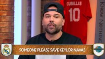 Someone Save Keylor Navas From Real Madrid