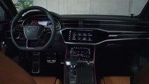 Der neue Audi RS 6 Avant - das Interieur