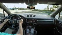 Porsche Cayenne Turbo S E-Hybrid setzt ungewöhnlichen Rundenrekord