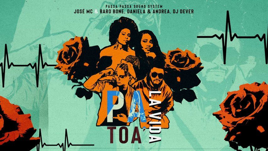 Jose Mc & Raro Bone - Pa Toa La Vida