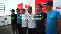GC contenders talk title rivals ahead of 2019 Vuelta